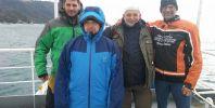 Участници в експедицията: Алекс Киров, Константин Стоичков, Алексей Жалов и Тодор Тодоров.