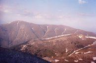 Изглед към Царев връх.