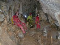 В пещерата Epuran. Автор: Иво Бусерски.